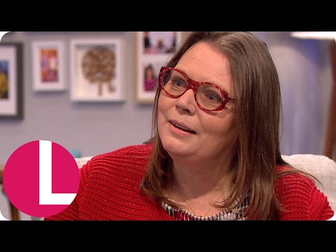 No Offence Star Joanna Scanlan Gives the Best Life Advice  Lorraine