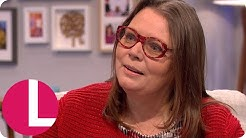 No Offence Star Joanna Scanlan Gives the Best Life Advice | Lorraine