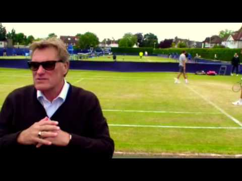 Glenn Hoddle Interview at The Surbiton Trophy