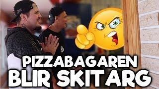 Beställer Pizza Utan Bröd - Pizzabagaren Flippar Ur MP3
