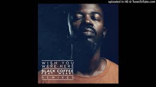 Black Coffee feat. Msaki - Wish You Were Here (Guy Mantzur Remix)