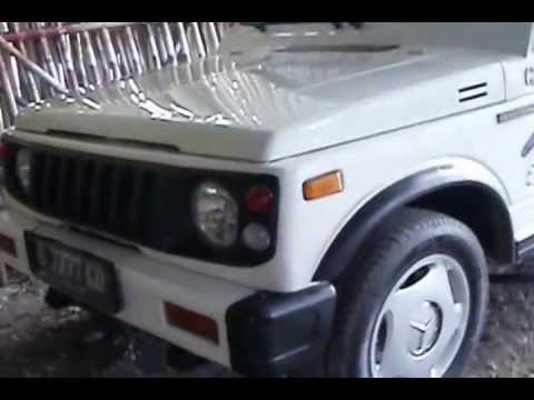 50+ Modifikasi Sederhana Mobil Suzuki Katana Terbaik