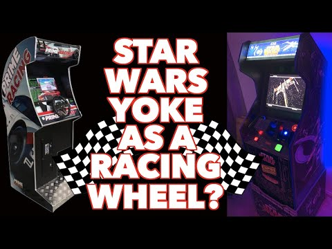 Using Star Wars Arcade1Up As a RACING Cabinet! | Tips For a Great Experience! from Killer Arcade Games