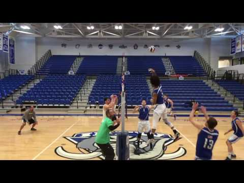 IPFW Men's Volleyball Alumni Facial 2016