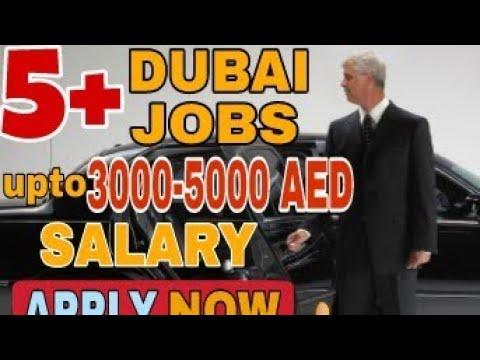 90000 Rs Salary DUBAI JOBS || DRIVER JOBS IN DUBAI || OPEN VACANCIES || HINDI/URDU