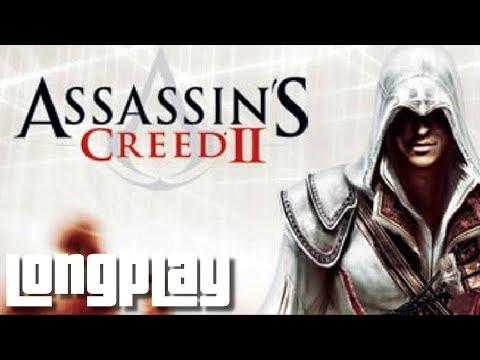 Assassin's Creed 2 (II) – Full Game Walkthrough (No Commentary Longplay)