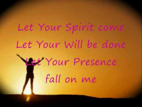 You are Welcome/Let Your Spirit come (with Lyrics) - YouTube