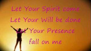 You are Welcome/Let Your Spirit come (with Lyrics)