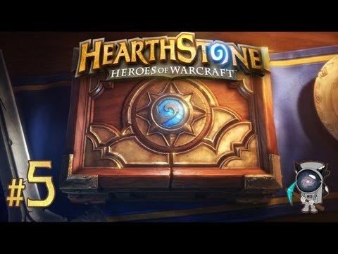 Hearthstone: Heroes of Warcraft #5 - Друид мурлоки и чудеса...