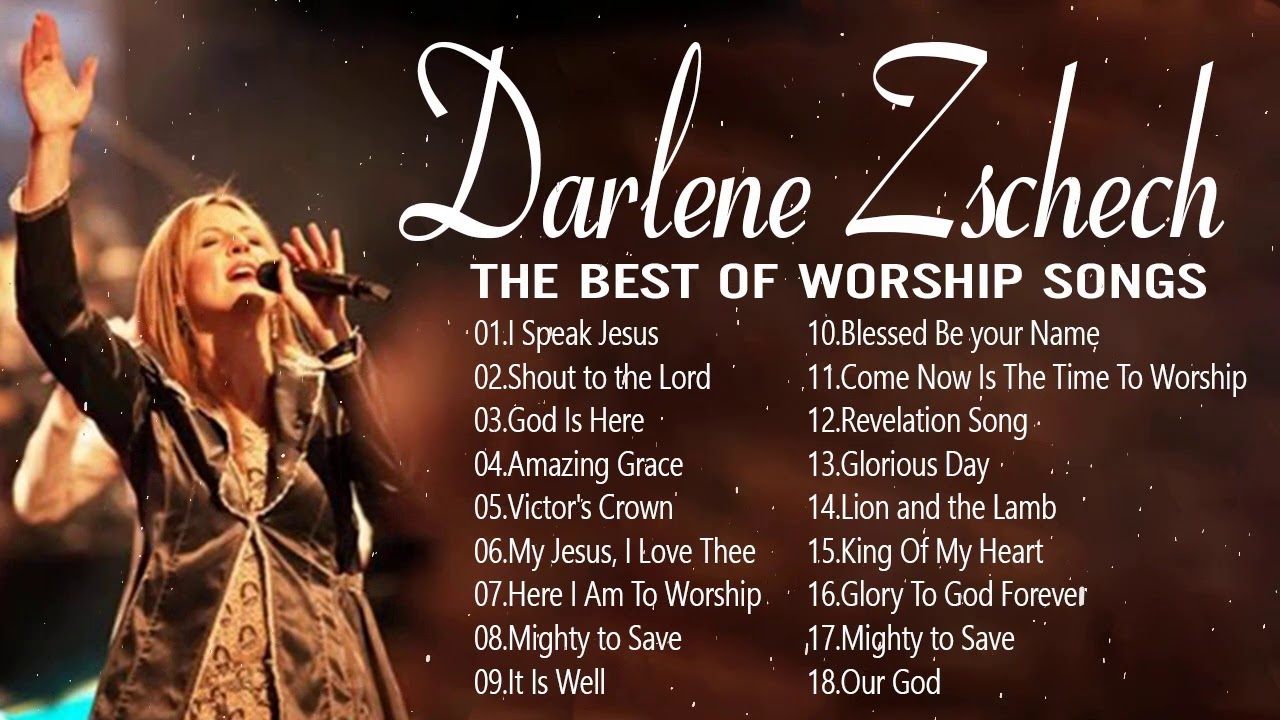 Download Darlene Zschech Best Christian Worship Songs 2020  ☘️  Top 50 Best Hits Of Darlene Zschech