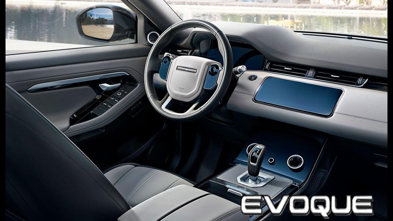 Range Rover Evoque Interior >> 2020 Range Rover Evoque Interior Technological Features