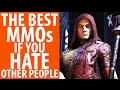 The 8 best MMOs if you hate other people