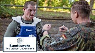 Militärischer Nahkampf (Teil 1/2) - Bundeswehr
