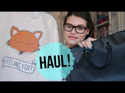 HAUL : Primark, Xtras, Office + more   PRETTYWILDTHINGS