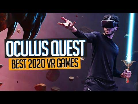 Top 15 Best Oculus Quest Games In 2020 So Far