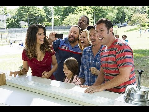 Grown Ups 2 -- Movie Review