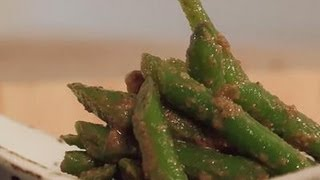 How To Make Japanese Green Bean Salad