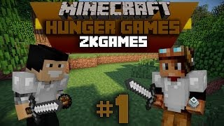 [Minecraft] Hunger Games Ep.1 La discrétion !