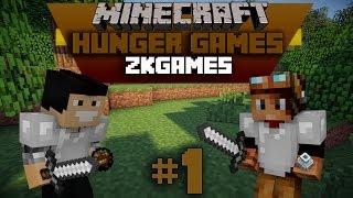 [Minecraft] Hunger Games Ep.1 La discrétion !