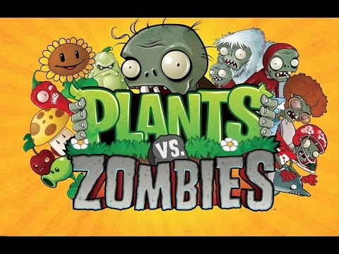 ZUMBI DANÇARINO? - Plants vs Zombies #4