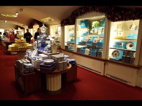 Inside The Buckingham Palace Shop (2017)