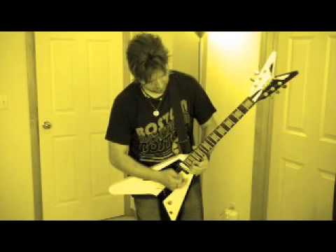 Looking Out From Nowhere - MSG (Michael Schenker Solo Cover)