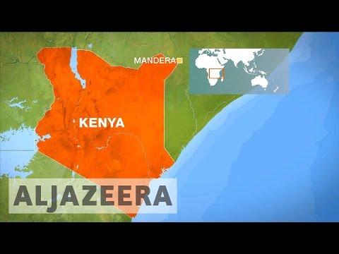 Al-Shabab blamed for attack in northeast Kenya