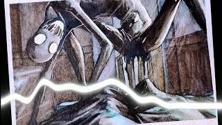 #4 The Rake - Ethiliel Gautier - Creepyctober (by Charl' Wolf)