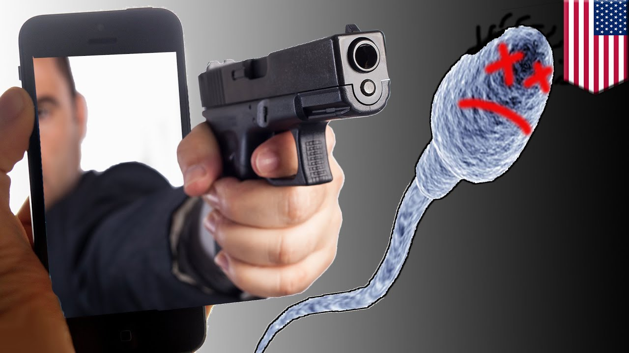 Cell Phones Are Cooking Mens Sperm and Making Them Infertile
