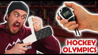 Hockey Olympics Competition | SweetSpotSquad