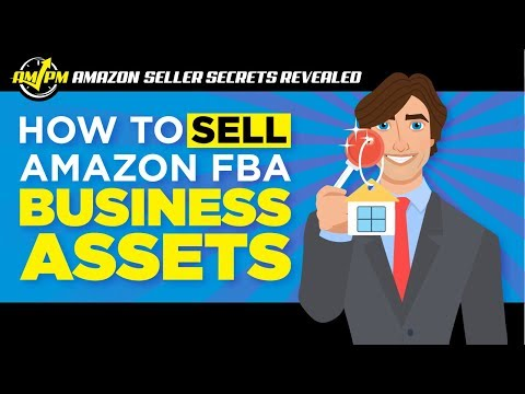 How to Sell Amazon FBA Business Assets to Investors for Cash