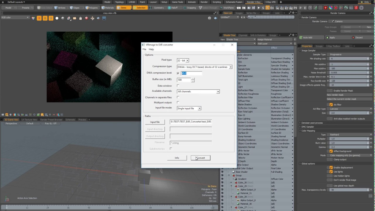 VRay For Modo Released! | Foundry Community