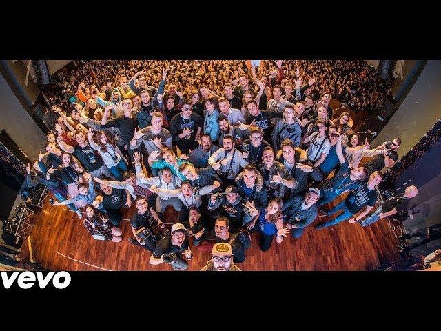 BakaPrase ft. Lazic - Balkanska Scena (Official Music Video)