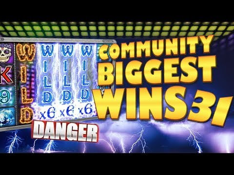 CasinoGrounds Community Biggest Wins #31 / 2017
