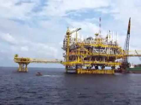 Grenada offshore oil drilling