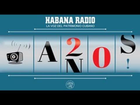 XX Aniversario de Habana Radio