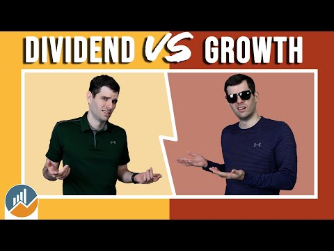 DIVIDEND VS GROWTH INVESTING: What's The Better Strategy?
