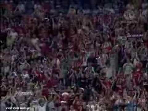 25.08.2004 Real Madryt - Wisła Kraków 3:1 Gorawski[3:1]