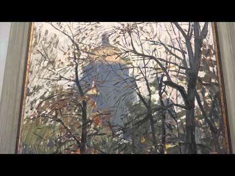 В. Коровин  - персональная выставка в музее