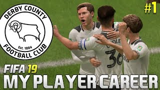 FIFA 19 Player Career Mode | #1 | LETS DO THIS!!