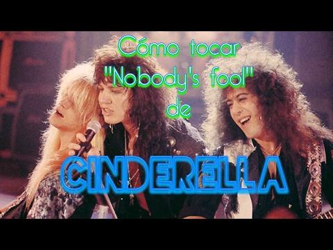 Cinderella/ Nobody's fool tutorial