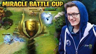 MIRACLE BATTLE CUP vs WINSTRIKE.NONGRATA - Not an Easy FINAL