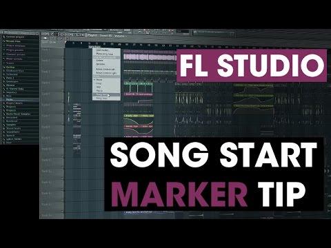 Song Start Marker in FL Studio - Tech Tip