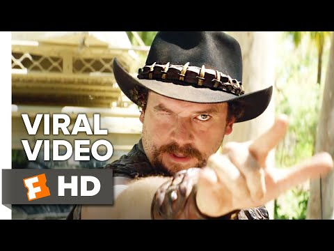 Dundee: The Son of a Legend Returns Home Viral Video - Water Buffalo (2018) | Movieclips Coming Soon