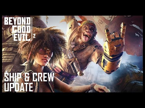 Beyond Good and Evil 2: First Ship and Crew Update | Ubiblog | Ubisoft [US]