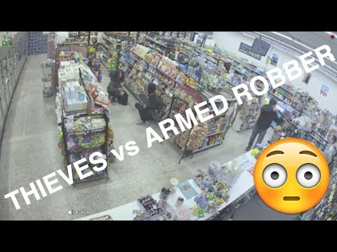 THIEVES vs ARMED ROBBER streaming vf