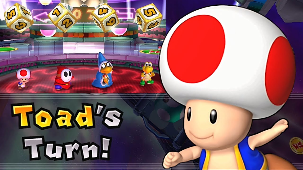 Mario Party 9 Solo Mode Toad Bowser Station Part 6 265 Youtube