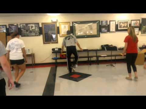 Midwest Central High School 42nd Street Dance Routines: Go Into Your Dance