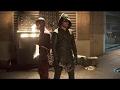 Green Arrow meeting Flash