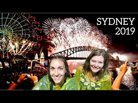 Sydney New Year's Eve | EXPECTATION Vs. REALITY